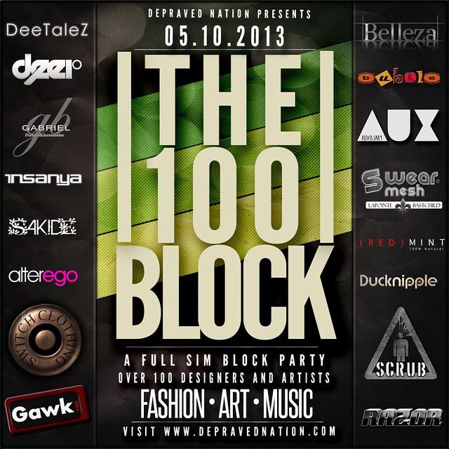 100 Block