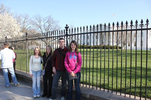 Iowa Delegates at the White House