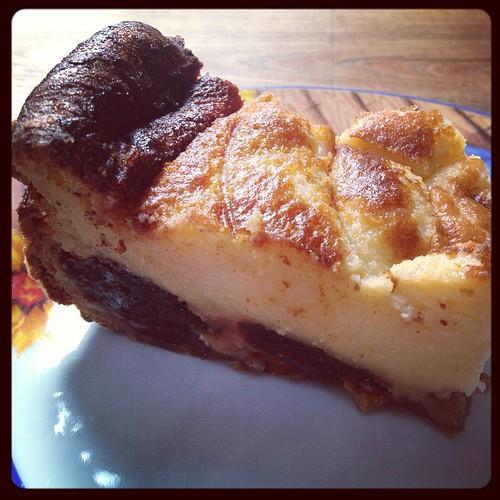 Part de far breton #cuisine #faitmaison #gâteau #pâtisserie #Bretagne #instafood
