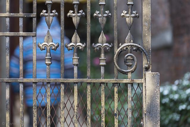 Gastown Gate