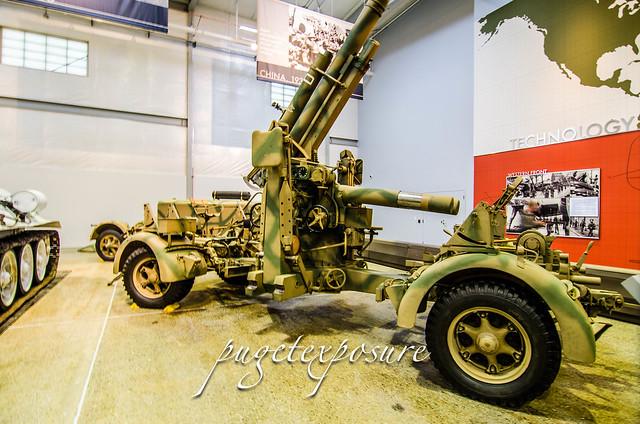 Flak 37 88mm Gun