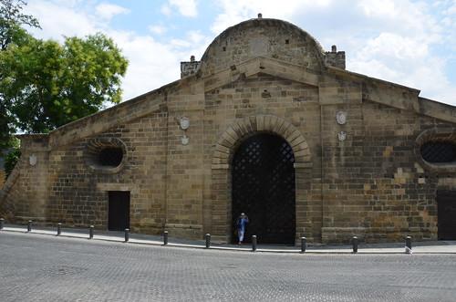 Das Famagusta Tor von Nikosia