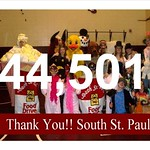 44,501 Pounds Of Food Raised For South St. Paul [PICS]