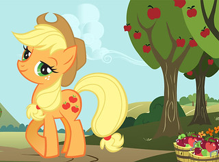 Applejack - Inspiration