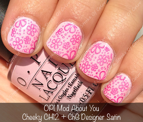 OPI Mod About You (CH12)