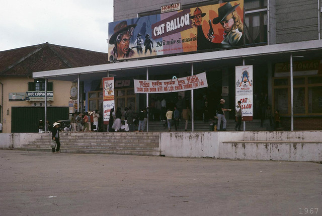DALAT 1967 - Movie Theater