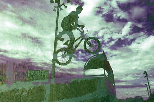 bmx multi-exposure