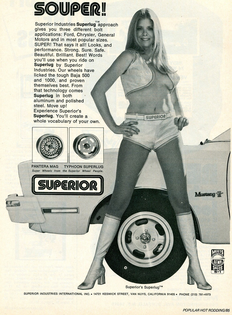 Retrospace: Vintage Wheels #20: Auto Equipment Ads