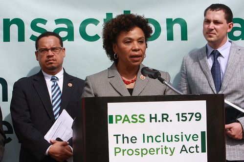 Inclusive Prosperity Act -- HR 1579