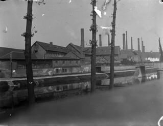 Fra Fajansefabrikken i Sarreguemines (ca.1910)