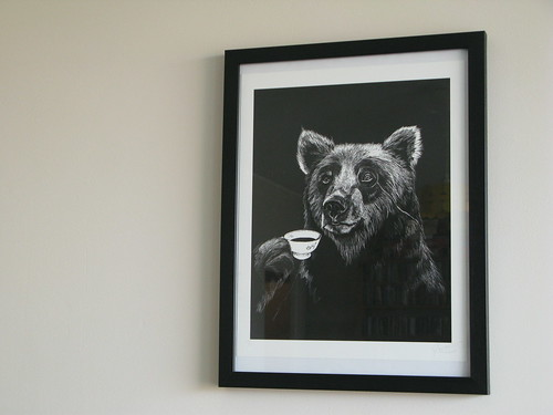 Bear by James Ward