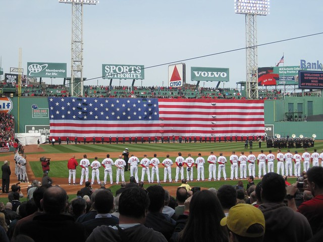 Red Sox - Yankee Game