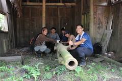 華巴諾炮台。(圖片來源:林務局)