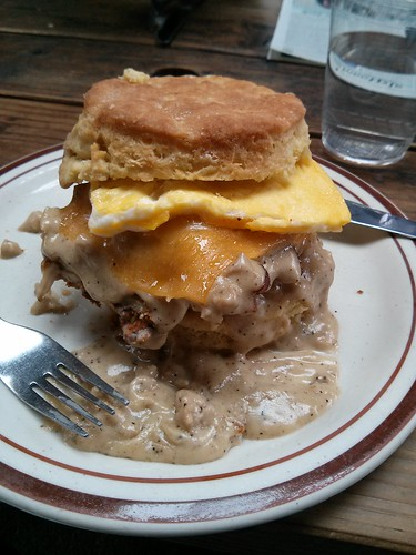 Reggie Deluxe at Pine State Biscuit