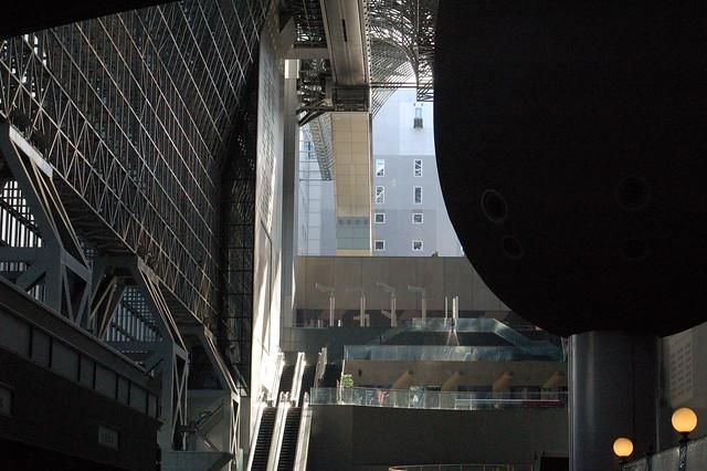 0645 - Alrededores estación de Kyoto