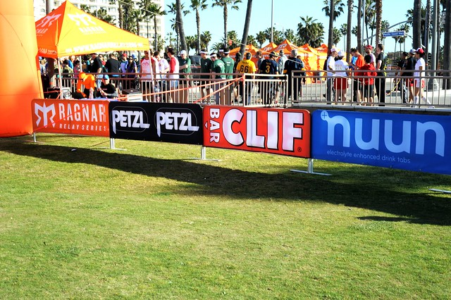 Ragnar Relay SoCal 2013 Official Race Sponsors