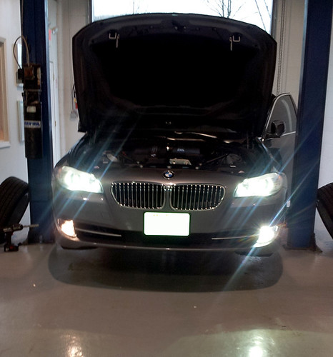 For BMW 5 Series E28 Super White Xenon HID Upgrade Parking Beam Side Light Bulbs