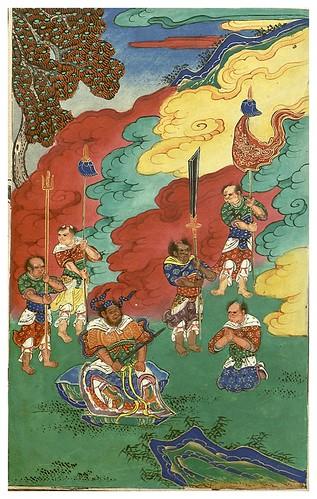 002-Vida y actividades de Shakyamuni Buda encarnado-1486-Biblioteca Digital Mundial