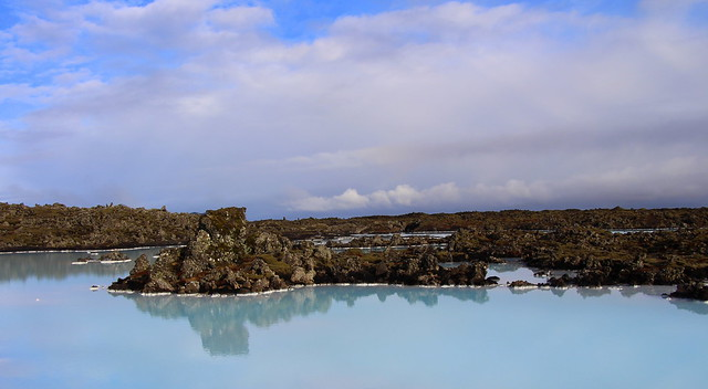 The Blue Lagoon.Iceland.Explore
