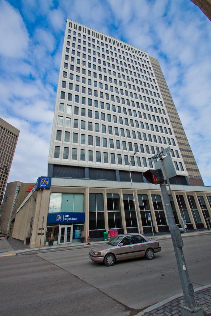 Royal Bank Building Winnipeg