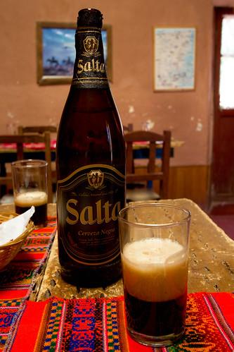 Cerveza Salta