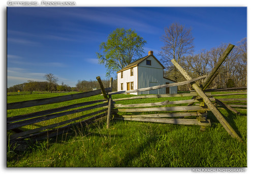longexposure bulb pennsylvania gettysburg