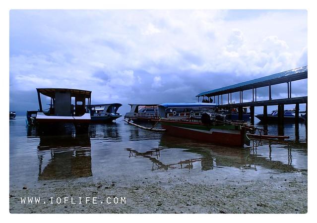 kapal pelabuhan bunaken