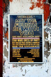 May the Fourth party