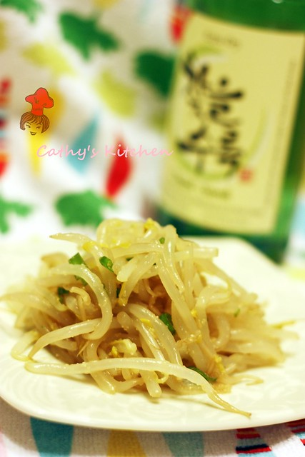 韓式涼拌豆芽 Soybean Sprout MuChim  2