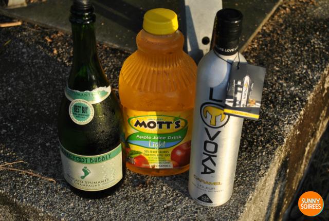 Lovoka Cocktail Ingredients