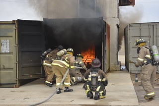 Become a firefighter in Georgia