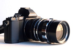 Isco-Gottingen Tele-Westanar 135mm f3.5