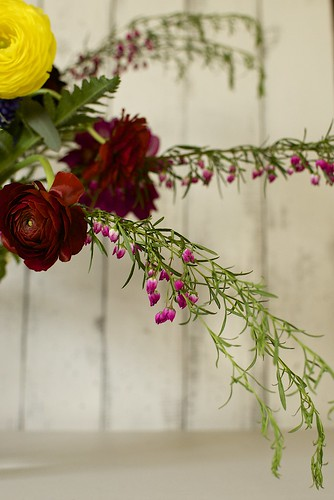 Kinfolk Dinner flowers