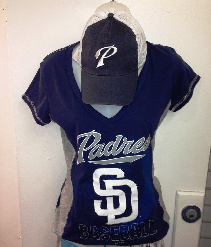 pretty nice 064fc a989c 2013 Padres Gear | Available at Sports Headquarters in Seapo ...