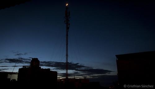 street sky night sunrise canon landscape amanecer cielo cajamarca