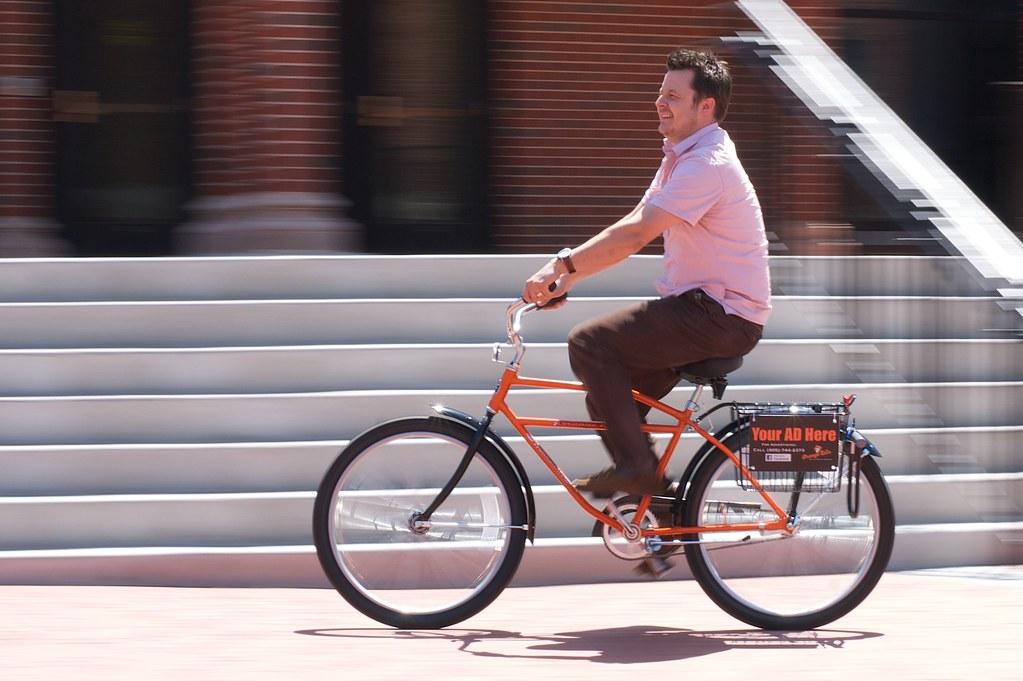 Sunny Day Biking