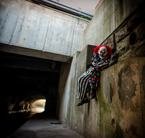 Homeless Clown