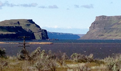 Wallula Gap, Columbia River