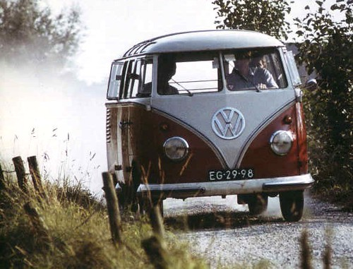 EG-29-98 Volkswagen Transporter Samba 23raams 1961