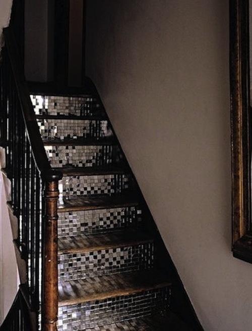 Design Trend: Mirrored Tiles
