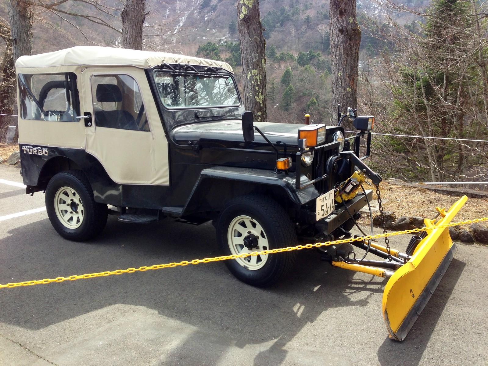 jeep snow plow in japan jeep wrangler forum. Black Bedroom Furniture Sets. Home Design Ideas