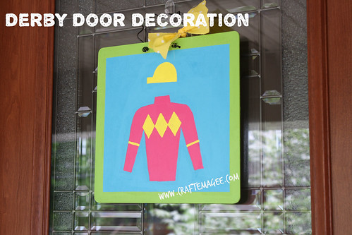 Derby Door Sign