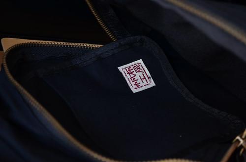 内ポケット [ハンプコウボウ] 帆布工房 ミリタリーライン ボディ