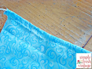 Quick & Easy Bunting ...  Step 10
