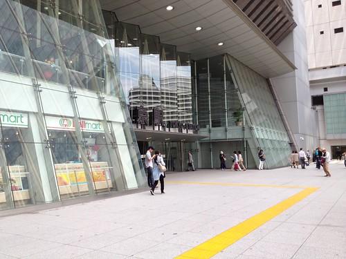 東京駅に到着 by haruhiko_iyota