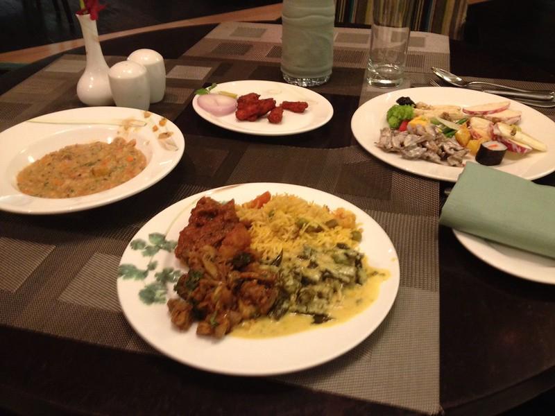 Bangalore food