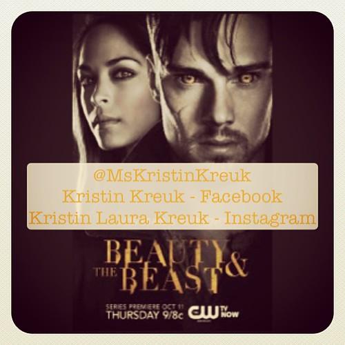Hottie Kristen Kreuk in Beauty and the Beast #kristenkreuk #beautyandthebeast #hottie #series #cw by rabbitandrobin