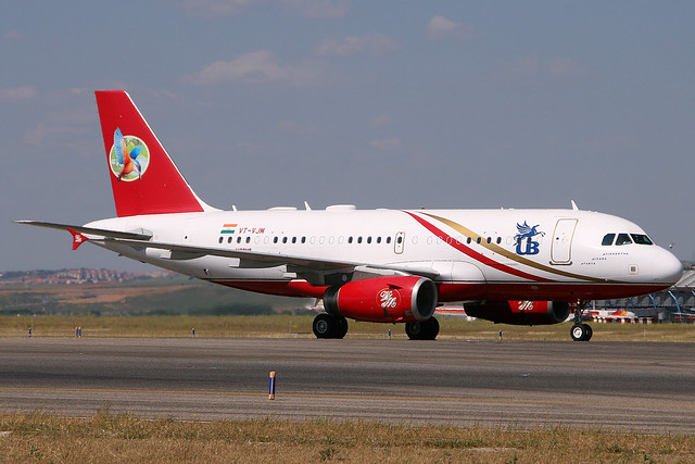 VT VJM, A319-133XCJ, cn 2650, (Kingfisher Airlines), MAD 220510, adj(1)