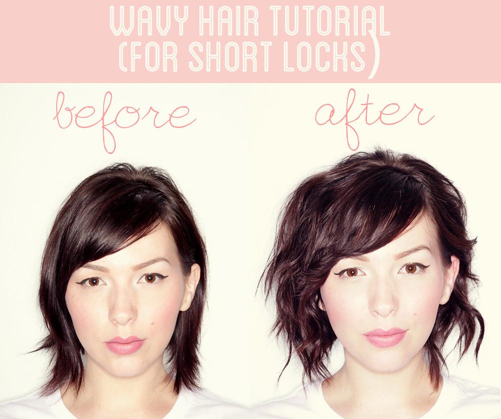 hair tutorials for short hair - photo #8