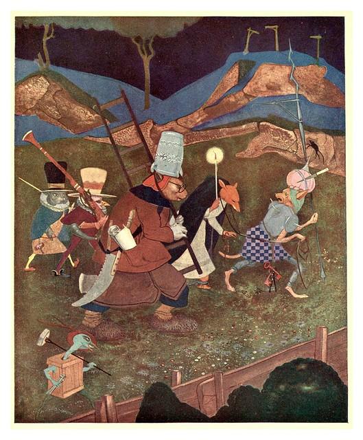008-Folk tales of Flanders (1918)- Jean de Boschère
